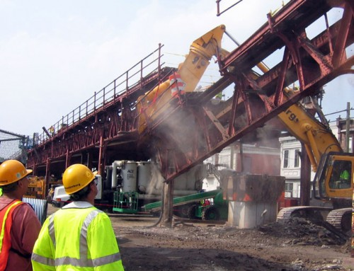 SEPTA Elevated Structure