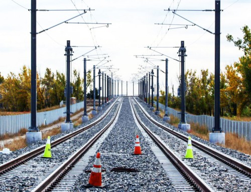 RTS Eagle P3 Rail Corridors
