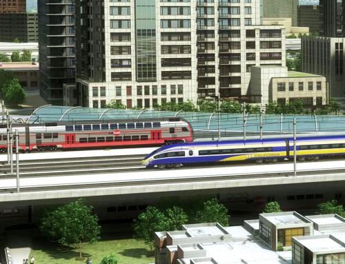 California HSR Caltrain Corridor