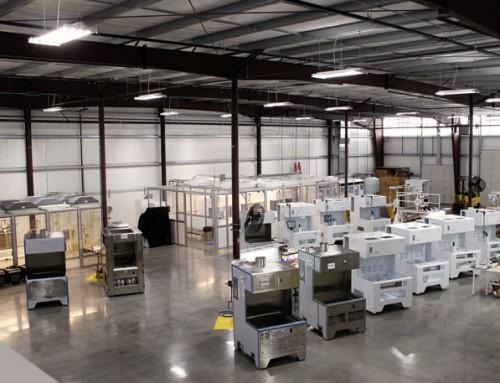 Toshiba Semiconductor Fabrication Facility