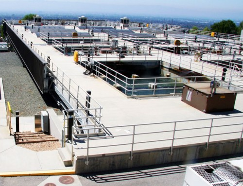 SCVWD Penitencia Water Treatment Plant